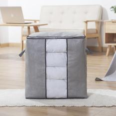 Túi vải đựng quần áo lưu trữ đồ đạc chống bụi giúp làm gọn gàng nhà cửa và bảo quản đồ đạ