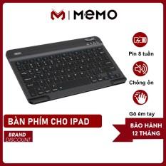 Bàn phím bluetooth cho ipad chính hãng Inphic B750V bàn phím không dây bluetooth mini kết nối điện thoại ipad laptop máy tính bảng , sử dụng pin sạc nhanh, thời gian dùng 30 ngày/lần sạc, thiết kế mini, gõ phím cực đỉnh – Chính Hãng