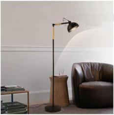 Đèn cây đứng – đèn sàn nội thất nhập khẩu cao cấp DC006 – tặng kèm bóng LED Rạng Đông chính hãng