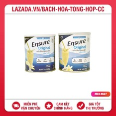 Combo 2 Lon Sữa bột Ensure Original Nutrition Powder mẫu mới 397g – date 2022