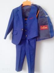 Bộ Vest bé trai cao cấp ( 3 chi tiết )