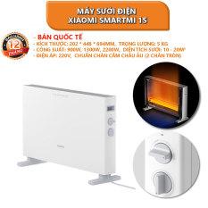 [Bản quốc tế] Máy sưởi điện Xiaomi Smartmi Convector Heater 1S – Bảo hành 12 tháng