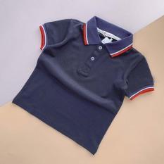 Áo polo chính phẩm cho bé trai style Hàn Quốc, áo thun, áo phông bé trai