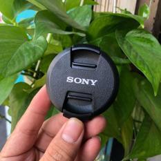 Nắp Đậy Trước Ống Kính Chữ Sony – Sony Lens Cap