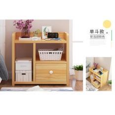 Kệ gỗ đầu giường có ngăn kéo – LMUYVU 3