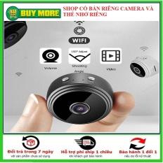 Camera mini,Camera Wifi A9 Camera độ phân giải Full1080P HD Camera an ninh gia đình Camera Wi-Fi IP Camera A9 HD 1080P Camera wifi mini không dây Bảo mật không dây nhỏ hơn camera mini wifi yoosee (màu đen)
