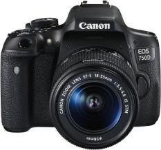 Máy ảnh Canon EOS 750D kit 18-55mm STM – Chính hãng – Tặng thẻ 16Gb + Túi
