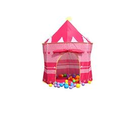 Lều xinh cho các công chúa (Hồng)