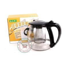 Bình nước 1.3 lít bằng thủy tinh có lọc trà