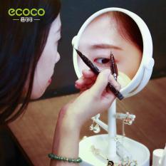Gương trang điểm phòng tắm hay phòng khách Ecoco mã 1603 tiện lợi