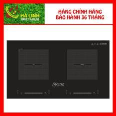 BẾP ĐÔI ĐIỆN TỪ SUNHOUSE MAMA MMB888DI – Bếp từ đôi Inverter nhập khẩu nguyên chiếc Thái Lan – Bảo hành 36 tháng