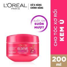 Kem ủ dưỡng tóc L'Oreal Keratin Smooth 200ml