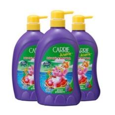 Sữa Tắm Gội Toàn Thân cho trẻ Carrie Junior Tinh Chất Sữa chai 700g