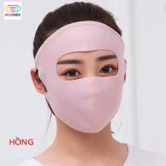 Khăn Bịt Mặt Ninja Chống Nắng Và Tia UV Cho Nữ Sunni Mask