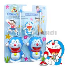 Bộ đồ chơi bộ đàm các nhân vật hoạt hình đáng yêu dùng pin dành cho bé (Chó cứu hộ, mèo máy, chuột hồng…) – Thị trấn đồ chơi