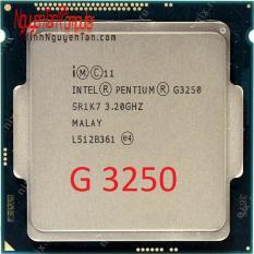 CPU G3250/3260/3440/3450 socket 1150 tháo máy + keo tản nhiệt