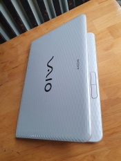 Laptop Sony Vaio VPCEG, Pentium B960, 4G, 250G, 14in, giá rẻ