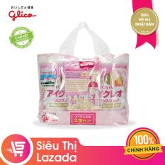 [FREESHIP TOÀN QUỐC] CB Glico Icreo Balance Milk số 0 gồm 2 hộp 800g & 5 thanh sữa tiện dụng (5 thanh x12.7g) – 100% nội địa Nhật Bản – HSD tối thiểu 10 tháng – Giới hạn 5 sản phẩm/khách hàng