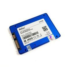 Ổ cứng SSD Netac N535S 240GB SATA III 2.5″