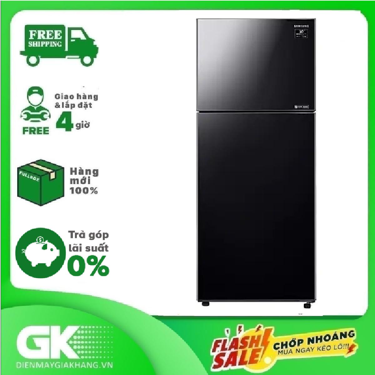 Tủ lạnh Samsung Inverter 360 lít RT35K50822C/SV Mới 2020