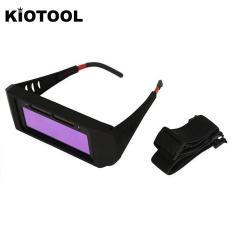 Kính hàn điện tử Tx09 Kiotool – Tặng bao bảo vệ kính