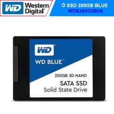 Ổ CỨNG SSD 250GB WD Blue WDS250G2B0A Sata 2.5 Inch – Hãng Phân Phối Chính Thức