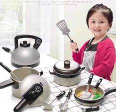 Bộ Đồ Chơi Nấu Ăn 36 Món kèm bếp