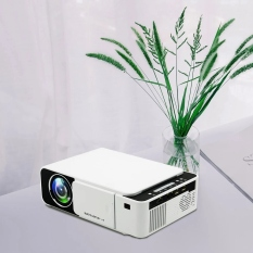 T5 Portable High Definition 1080P Projector 1920×1080 Resolution Household LCD Projector