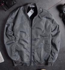 Áo khoác nam lót lông – Bomber nam
