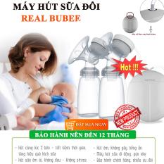 Máy Hút Sữa Điện Đôi Cầm Tay, Có chế độ massage kích sữa,Với Thiết Nhỏ Gọn Hút Nhẹ Nhàng, Êm ái ( Hàng Loại 1 Không Gây Hại ) – Bảo Hành 12 tháng