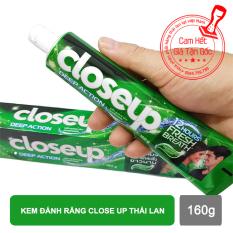 Kem đánh răng Close Up thái lan 160g – Hàng chính hãng