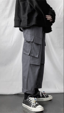 Quần dài túi hộp Jack Lane, quần dài kaki nam unisex, JACKLANE