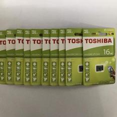 Thẻ nhớ micro SD toshiba 16GB M203 SDHC 100Mb/s