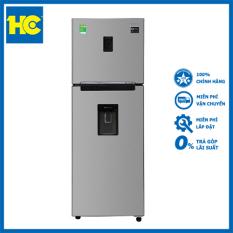 Tủ lạnh Samsung Inverter 319 lít RT32K5932S8/SV Bạc, Tiết kiệm điện, 2 dàn lạnh riêng biệt – Bảo hành 2 năm