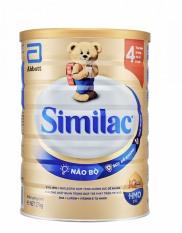 Sữa Similac IQ Plus HMO số 4 – 1,7kg (2-6 tuổi) – giúp trẻ phát triển não bộ và sức đề kháng