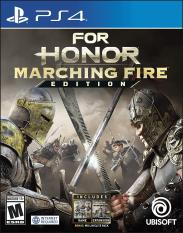[US-NEW] Đĩa game For Honor: Marching Fire – Playstation 4