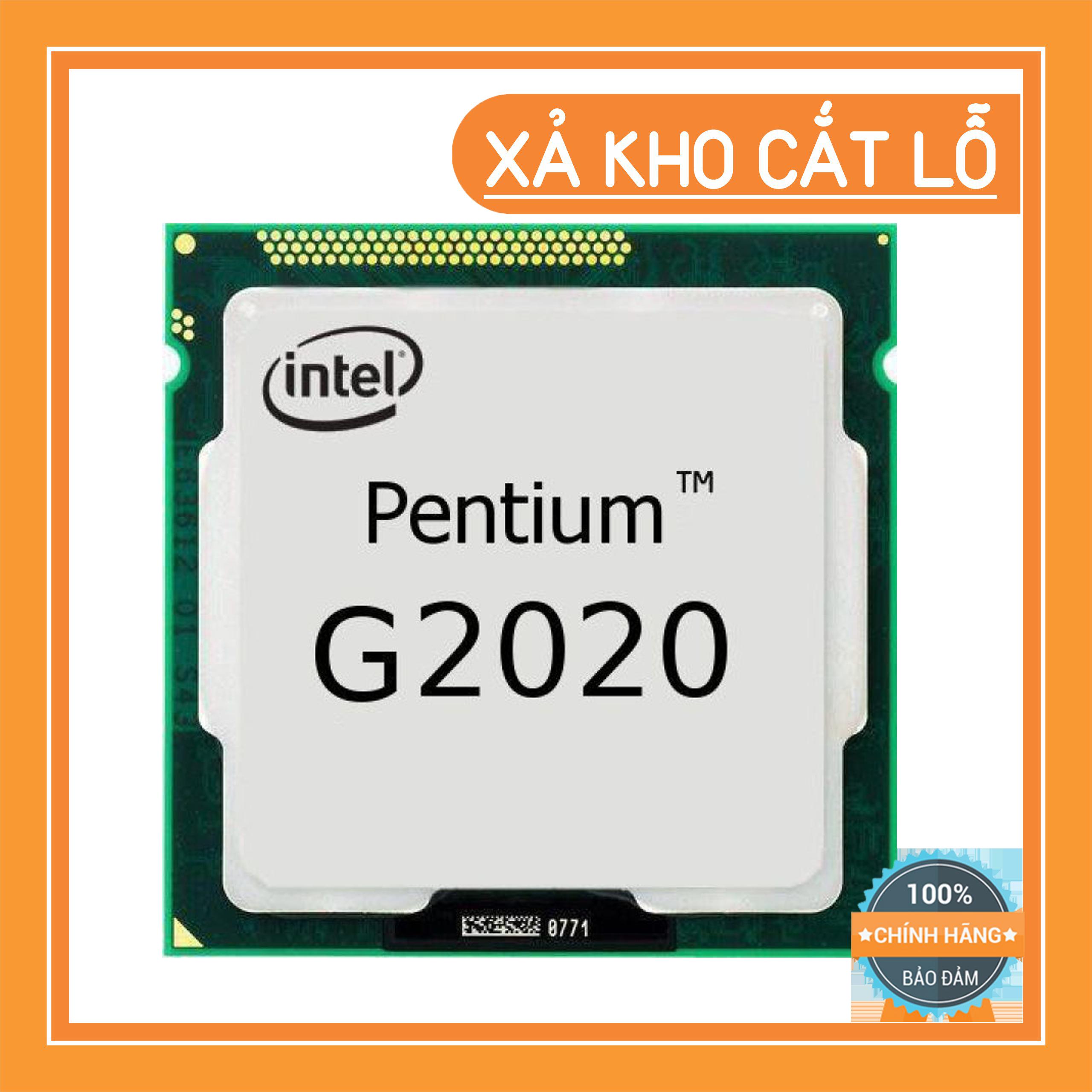 CPU văn phòng giải trí LOL G2020 2.9Ghz