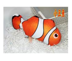 Cá nhảy sạc điện – Đồ chơi cá nhảy sạc điện siêu hot TikTok.