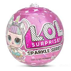 L.O.L. Sự ngạc nhiên! Sparkle Series Doll với 7 điều bất ngờ 【Shop Vouchers】