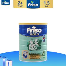 [Freeship toàn quốc] Sữa bột Friso Gold 4 1.5 kg cho trẻ từ 2-4 tuổi