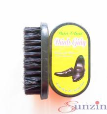 [Nhập ELMAR31 giảm 10% tối đa 200k đơn từ 99k]Sunzin.HCM Free từ 99k- Bàn chải đánh giày lông đuôi ngựa nhân tạo / làm sạch bề mặt giày/ bản chà giày /bàn chải đánh xi giày – (loại bằng nhựa PVC)