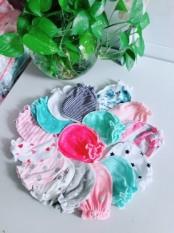 Combo 3 đôi bao tay HotGa cho bé nhiều màu nhiều họa tiết – BEEKIDS PLAZA
