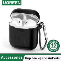 Hộp Bảo Vệ Silicone Cho Airpods Ugreen 50867 – Hãng phân phối chính thức