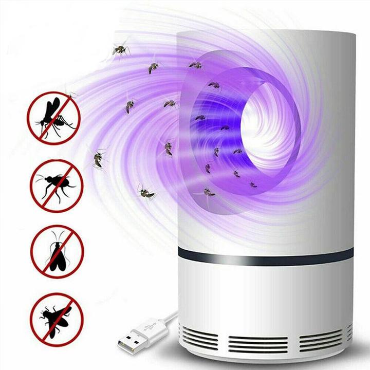 Đèn bắt muỗi - Máy diệt côn trùng - Máy bắt muỗi và diệt côn trùng Nano Wave 365 -...
