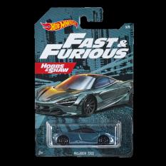 Siêu xe Hot Wheels Fast and Furious MCLAREN 720S GJV59/GDG44