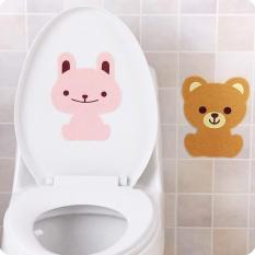 Miếng dán khử mùi nhà vệ sinh nhiều họa tiết giao ngẫu nhiên hình