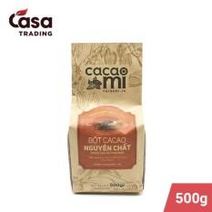 Bột ca cao nguyên chất Cacao Mi xuất khẩu loại Premium – 500g