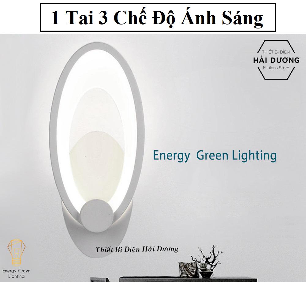 Đèn Trang Trí Gắn Tường Hình Tai Thỏ NT6037 – 3 Chế Độ Ánh Sáng – Energy Green Lighting