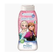 Dầu gội và dưỡng tóc trẻ em hương xạ hương và hoa bắp Frozen Sodico