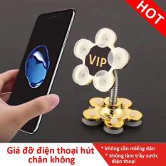 Gía đỡ điện thoại hút chân không 360 độ siêu chắc chắn ~ thiết kế phá cách mẩu bạch tuộc siêu hot trên tiktok – VIP